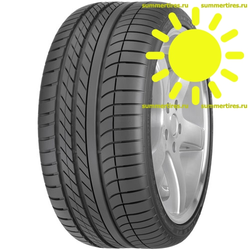 Летние шины Goodyear Eagle F1 Asymmetric