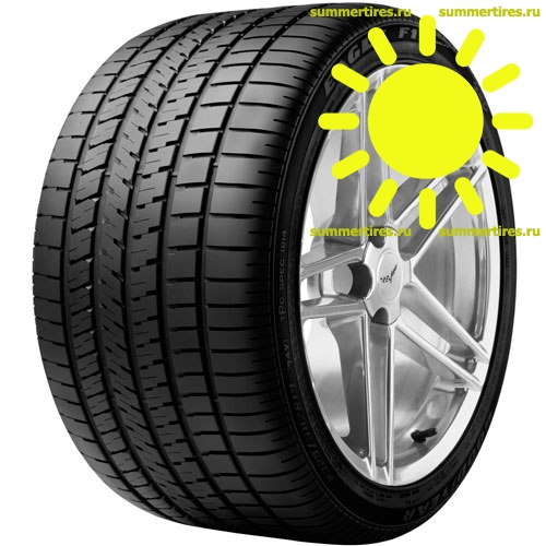 Летняя резина Goodyear Eagle F1 Supercar